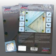 H&S Screw Head setstencil 410147