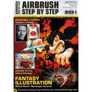 Airbrush Step by step nr.36