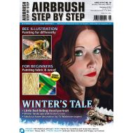 Airbrush Step by step nr.38