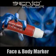 Senjo Color Face & Body Marker, Sort