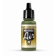 71.006 Camouflage Light Green 17ml