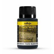 73.812 Black Thick Mud 40ml.