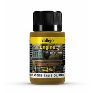 73.813 Oil Stains 40ml.