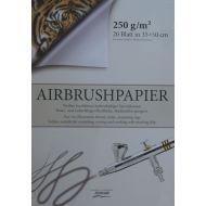 Airbrush papir blok 500 x 350mm