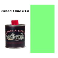 014 Mr. Brush Green Lime 125ml.