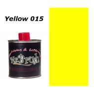 015 Mr. Brush Yellow 125ml.