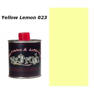 023 Mr. Brush Yellow Lemon 125ml.