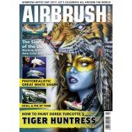Airbrush Step by step nr.45