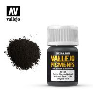 73.115 Vallejo Pigment Natural Iron Oxide 35ml.