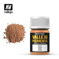 73.117 Vallejo Pigment Rust 35ml.