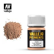 73.118 Vallejo Pigment New Rust 35ml.