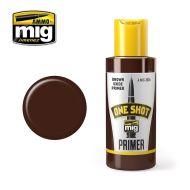 AMIG2026 One Shot Primer Brown Oxide 60ml.