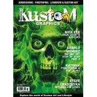 Pinstriping & Kustom Magazine nr.73