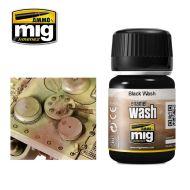 AMIG1011 Black Wash 35ml.