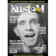 Pinstriping & Kustom Magazine nr.77