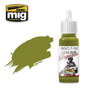 AMMOF504 Yellow Green FS-34259 17ml.