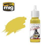 AMMOF517 Pale Gold Yellow 17ml.