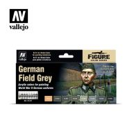 70.181 German Field Grey sæt 8 x 17ml