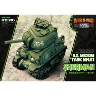 WWT-002 US Sherman M4A1 (Cartoon)
