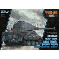 WWT-003 German King Tiger (Porsche Turret) (Cartoon)