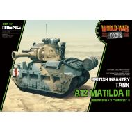 WWT-014 British Infantry Tank A12 Matilda II (Cartoon)