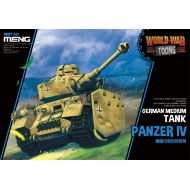 WWT-013 German Medium Tank Panzer IV (Cartoon)