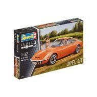 Revell Opel GT 1:32 7680