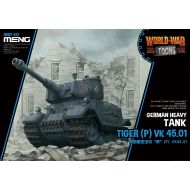 WWT-015 Germany Heavy Tank Tiger (P) VK 45.01 (Cartoon)