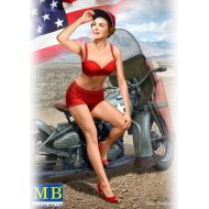 Pin-up series, Kit No. 1. Marylin 1:24
