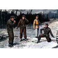 World War II era Series, German tank crew (1943-1945) Kit No1 1:35