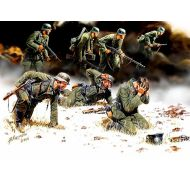 World War II era Series, German Panzergrenadiers 7 fig 1:35