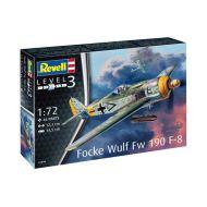 Revell Focke Wulf Fw190 F-8 03898 (1:72)