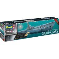 Revell US Navy Submarine GATO-CLASS 05168 (1:72)