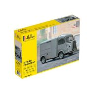 "Heller Citroen Fourgon Hy ""Tube 80768 (1:24)"