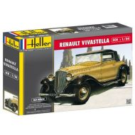 Heller Renault Vivastella 80724 (1:24)