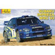 Heller Impreza WRC'03 80750 (1:24)