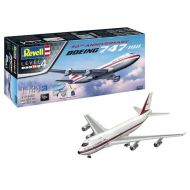 Revell Boeing 747-100 50th Anniversary (1:144)