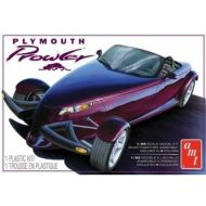 AMT 1997 Plymouth Prowler with Trailer 1:25