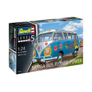 "Revell VW T1 Samba Bus ""Flower Power"" 07050 (1:24)"