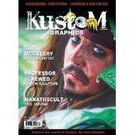 Pinstriping & Kustom Magazine nr.82