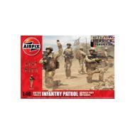 Airfix Infantry Patrol 8 Multi-Part Figures A03701 (1:48)