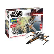 Revell Poe's Boosted X-wing Fighter 06777 (1:78)