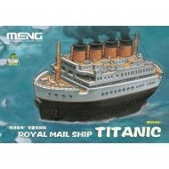 Meng MOE-001 Royal Mail Ship Titanic Cartoon Model