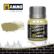 AMIG0617 Drybrush Medium Gernma Yellow 40ml.