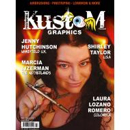 Pinstriping & Kustom Magazine nr.84
