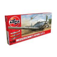 Airfix Messerschmitt Me109E-4/E-1 A05120B (1:48)