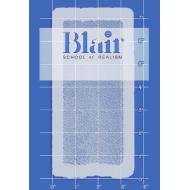 Blair Stencil - Fabric 9 x 19cm