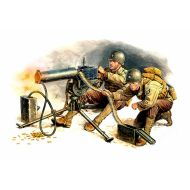World War II era Series, U.S. Machine-Gunners 1:35