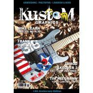 Pinstriping & Kustom Magazine nr.85