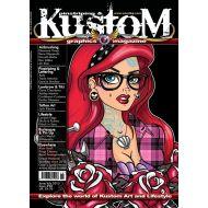 Pinstriping & Kustom Graphics Magazine nr.38